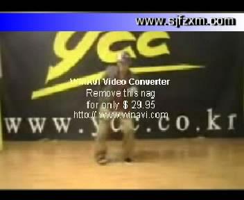 [街舞]韩国街舞教程第六集