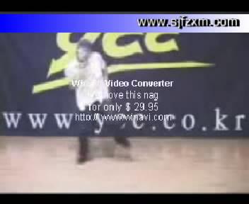 [街舞]韩国街舞教程第九集