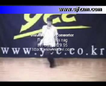 [街舞]韩国街舞教程第八集