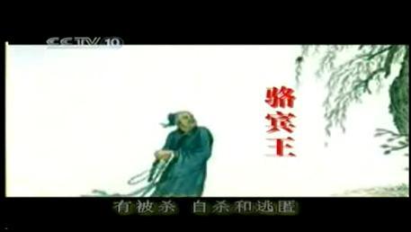 杜甫死亡之谜-康震(九)