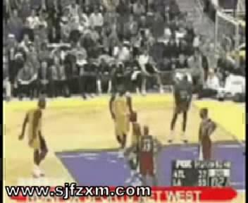 NBA失误集锦